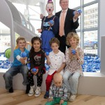 Münchner Airport bietet hochwertiges Serviceangebot für den Nachwuchs