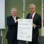 Neues System für satellitengestützte Präzisionsanflüge am Flughafen Frankfurt