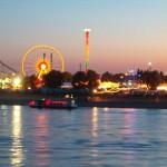 Die Größte Kirmes am Rhein steht das ganze Jahr über im Fokus der DMT