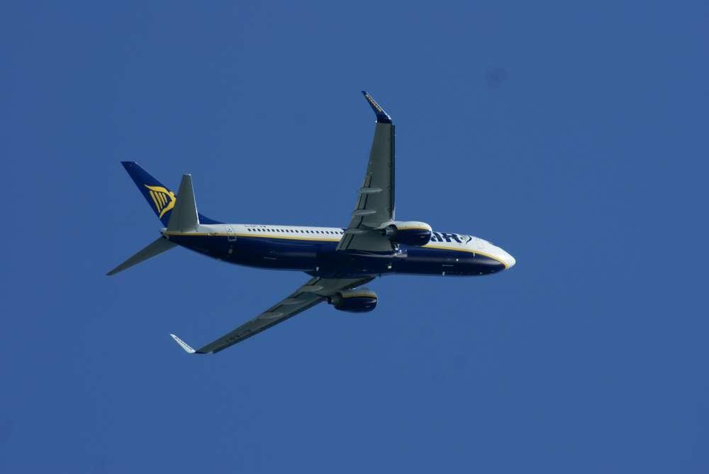 Ryanair Kundenstatistik für Mai 2013