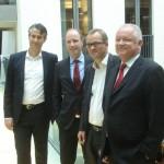 Düsseldorf Intercontinental Hotel mit zweitem Kultur-Event im Oktober