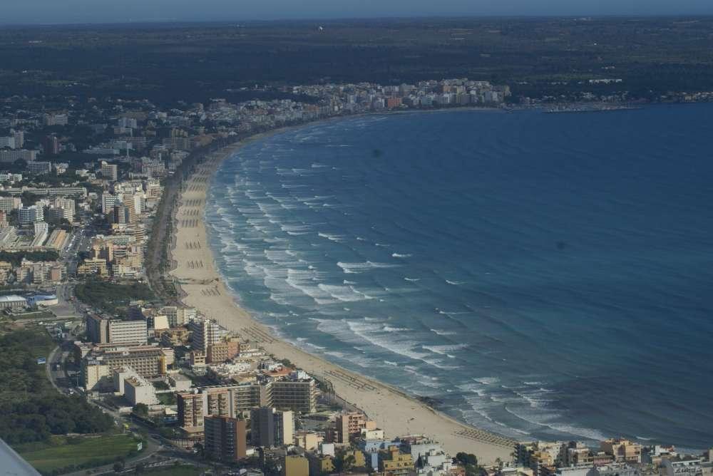 Mallorca beliebtestes Flugziel für den Silvestertrip