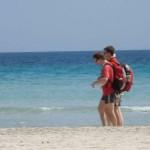 Junge Rucksackreisende können mit Kreativität ihre Reisekasse gewinnen