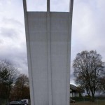 Gedenkfeier zum 65. Jahrestag der Berliner Luftbrücke am Flughafen Frankfurt