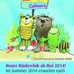 Tigerente & Co. ziehen im Club Calimera ein