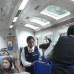 Peru: Auf ungewöhnlicher Strecke mit dem Zug durch die peruanischen Anden