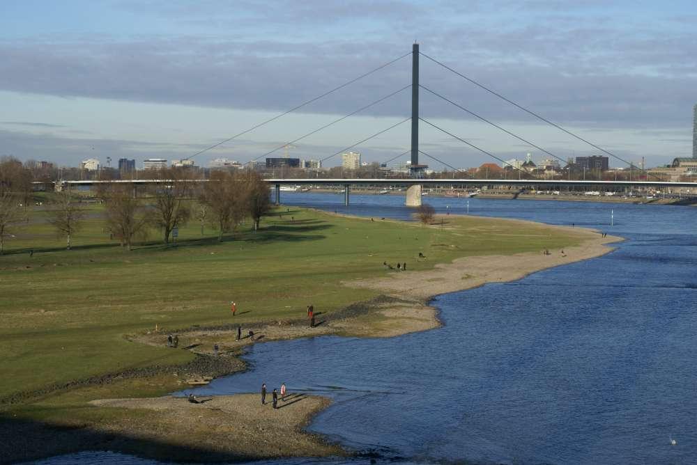 Auf Düsseldorfs Wanderwegen