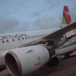 Bei TAP Portugal sind die Passagierzahlen weiter im Steigflug