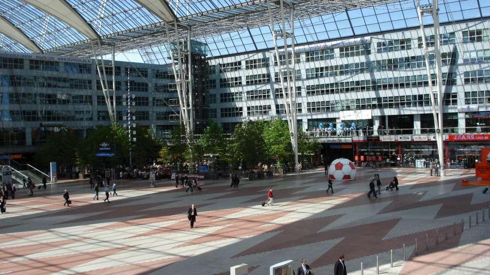 Airport München: Mit zwei Klicks 30 Minuten gratis ins Internet