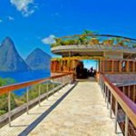 """Travel + Leisure"": Jade Mountain, Anse Chastanet und Ladera unter den Top 20 Karibik-Resorts"