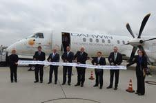 DARWIN AIRLINE STARTET FLÜGE VON LEIPZIG/HALLE NACH PARIS UND AMSTERDAM