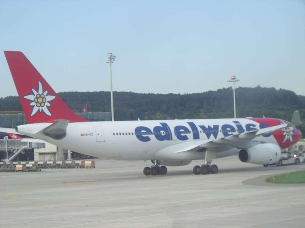SR Technics completes a cabin modification program for Edelweiss