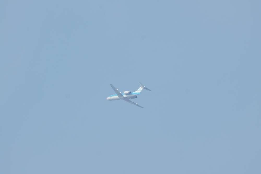 Flugzeugortung aus dem All