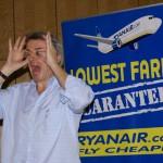 Piloten-Streik bei Ryanair? Airline glaubt nicht an Pilotengewerkschaft.