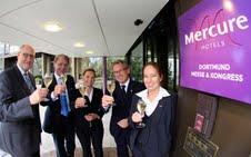 Traditionshaus unter neuer Marke: Hotel der Westfalenhallen Dortmund wird ein Mercure