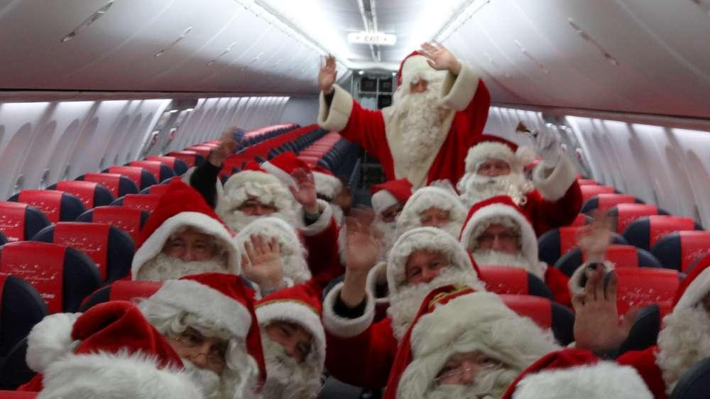 Air Berlin Marketing: Weihnachtsflieger soll Emotionen wecken