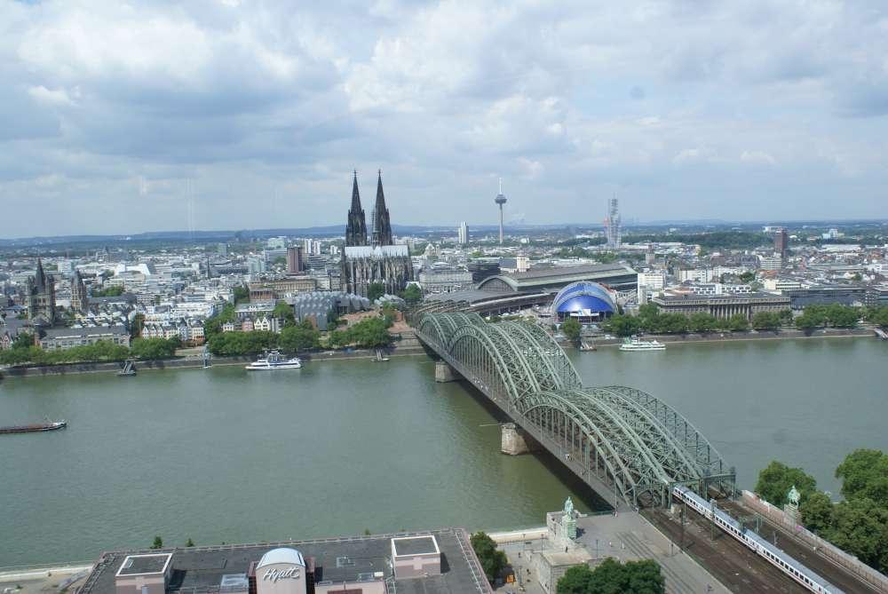 Tourismus in NRW weiter auf Rekordniveau