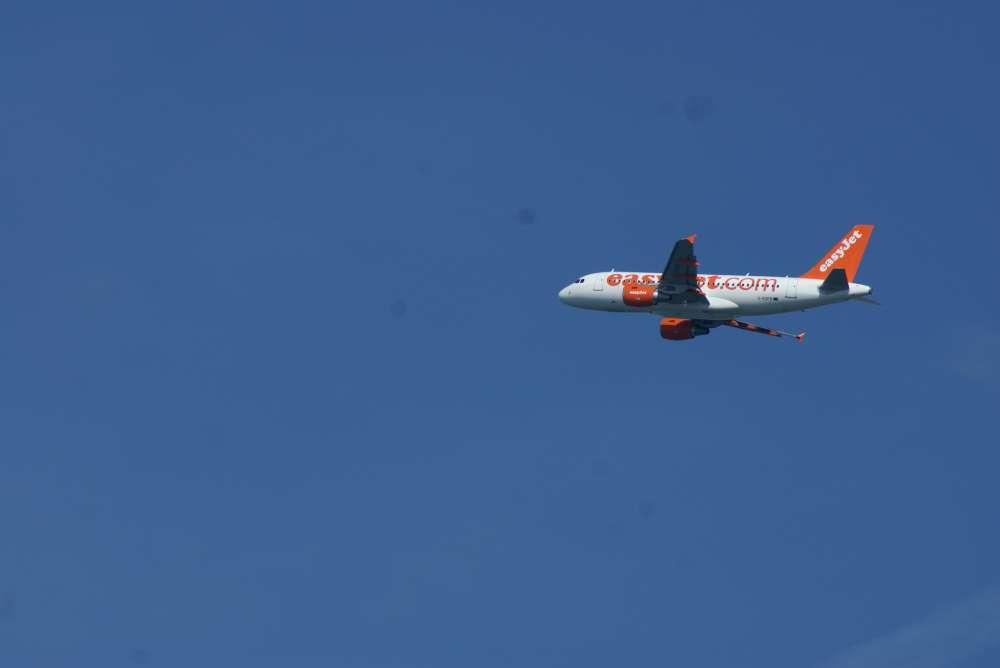 Easyjet schaltet den Winterflugplan 2018/2019 frei