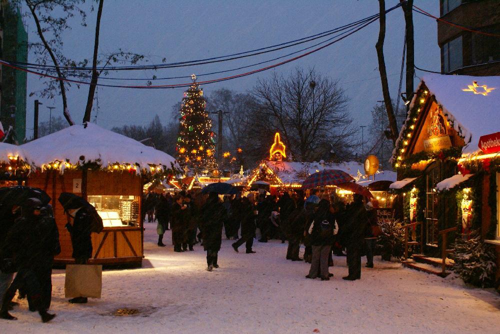 Weihnachtsmärkte sind Besuchermagneten in NRW
