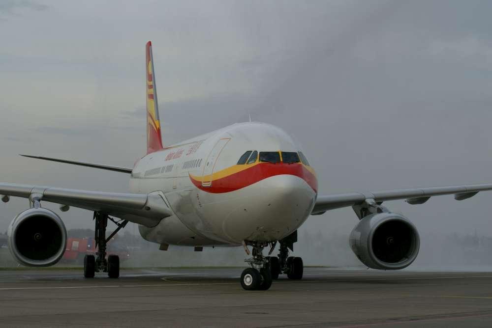 Hainan Airlines startet direkte Flugverbindung von Peking nach Manchester