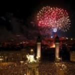 Barcelona ist beliebtestes Silvester-Ziel