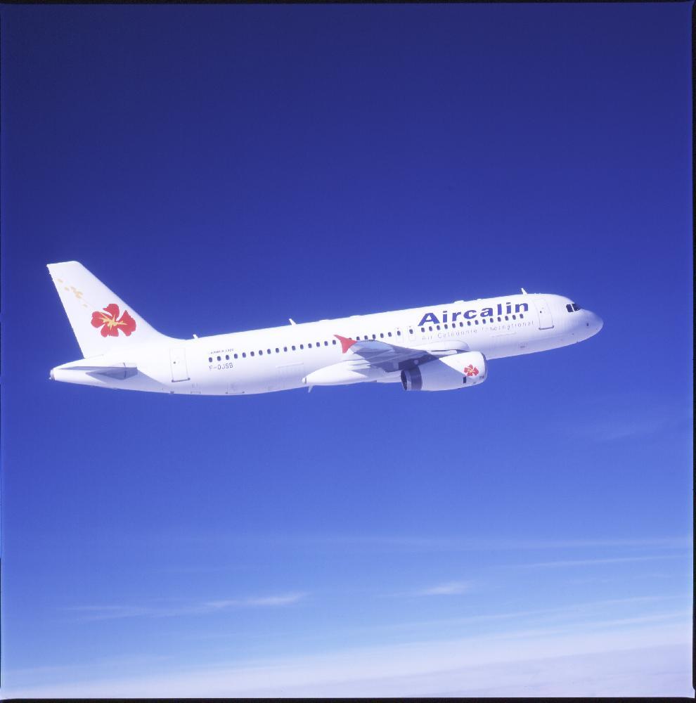 Aircalin, internationale Airline Neukaledoniens, startet mit weiterem Airbus A320-200 ins Jahr 2014