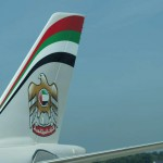 ETIHAD REGIONAL LEAST VIER FLUGZEUGE VOM TYP ATR 72-500