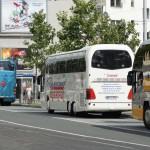 Website-Preis-Index für Fernbusse