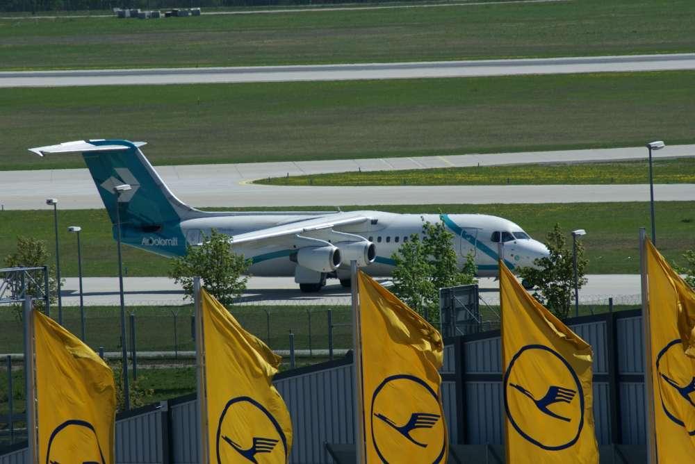 Lufthansa in Italien: Air Dolomiti stimuliert Nachfrage