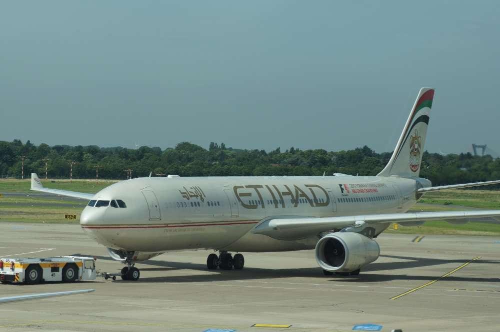 Etihad Airways führt zweiten täglichen Flug nach Rom ein