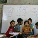 DER Welt verpflichtet: Halbzeit Schulbauprojekt