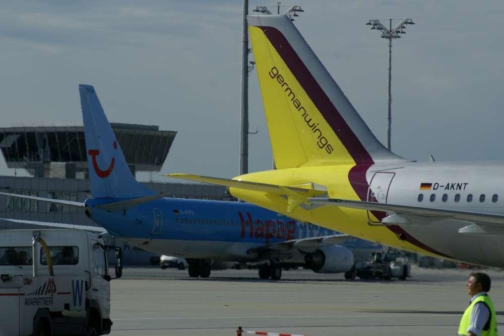 Flugverspätungen und -ausfälle an deutschen Flughäfen – die Spitzenreiter
