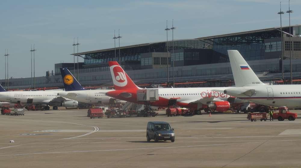 Hamburg Airport stellt seine Dieselflotte auf Kraftstoff aus Abfallstoffen um