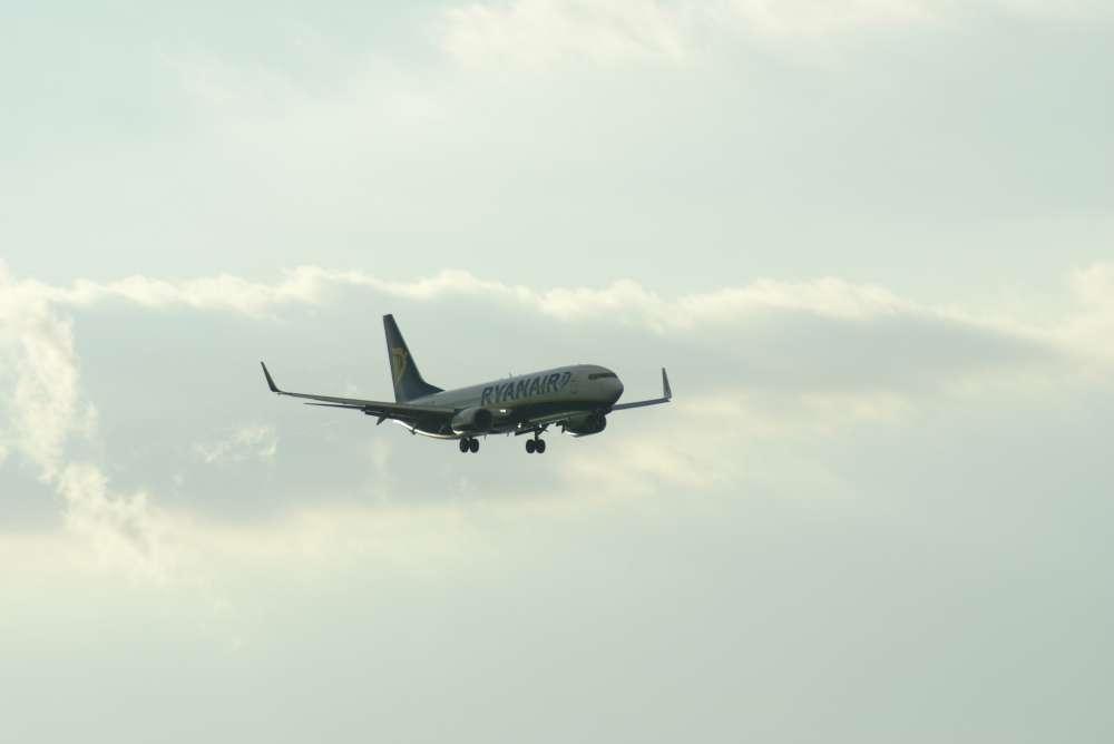 Passagierzahlen von Ryanair im Juli um 4 Prozent gestiegen