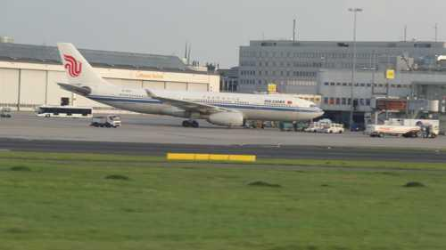 Air China erhöht Anzahl der Flüge von Peking nach London auf zweimal am Tag