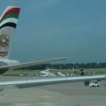 ETIHAD AIRWAYS BIETET AB SOFORT IN ALLEN FLUGZEUGEN DES TYPS BOEING 777 MOBILFUNK UND INTERNET AN
