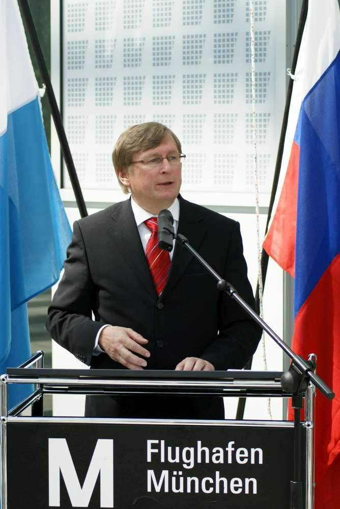 Michael Kerkloh erneut zum ADV-Präsidenten gewählt