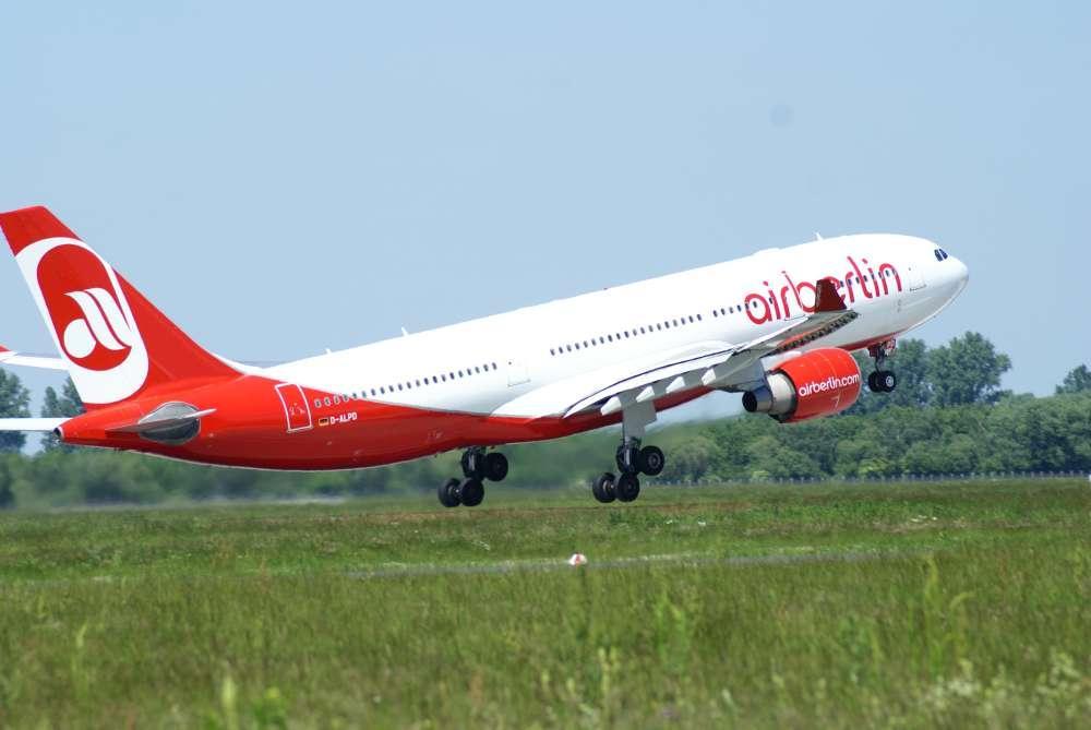 Umstrukturierung der Air Berlin trifft auch Dortmund