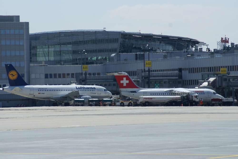 Lufthansa-Konzern: Swiss mit neuen Abflughäfen Dresden und Leipzig/Halle
