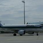 Alitalia und Etihad auf der Mailänder Expo