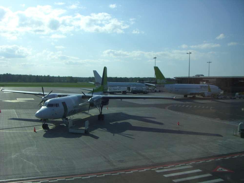 Air Baltic nimmt Direktflugverbindung zwischen Berlin und Tallinn auf