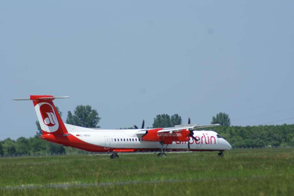Airberlin Bilanz im ersten Quartal 2015 – Operative Performance verbessert