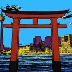 Japan-Tag Düsseldorf/NRW mit  Weltpremiere