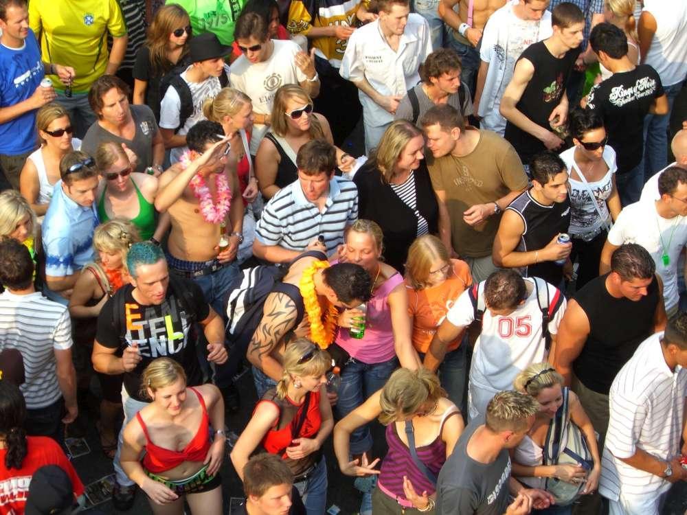 Die Festival-Zeit in Düsseldorf