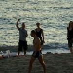 Junge Europäer reisen weniger