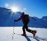 Tourenski- und Schneeschuh-Testcenter in Südtirol