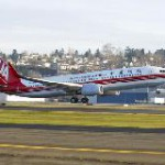 Boeing Delivers Next-Generation 737 to China United Airlines