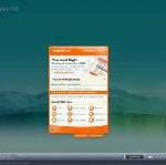 easyJet und Windows Vista stellen easyJet Desktop Gadget vor