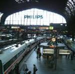 Bahn erneuert Fahrtreppen im Hamburger Hauptbahnhof