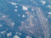 LandRover beim Einkauf am Flughafen zu gewinnen